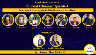 Panel Discussion with achievers - 1